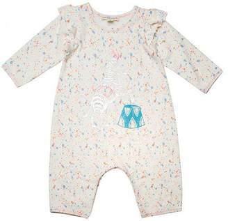 Everbloom Paint Speckled Baby Romper