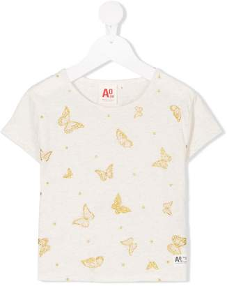 American Outfitters Kids butterfly print T-shirt