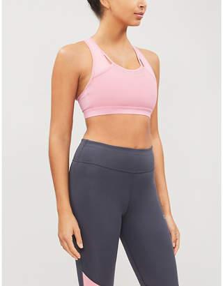 Calvin Klein Med Support sports bra