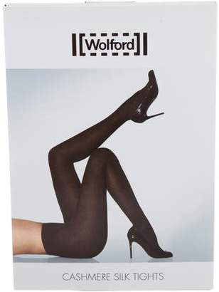 Wolford Cashmere Silk Tights w/ Tags