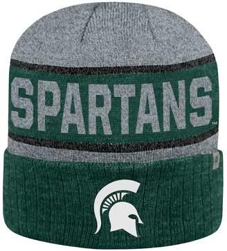 Top of the World Adult Michigan State Spartans Below Zero II Beanie