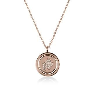 Radley Love Rose Gold Necklace