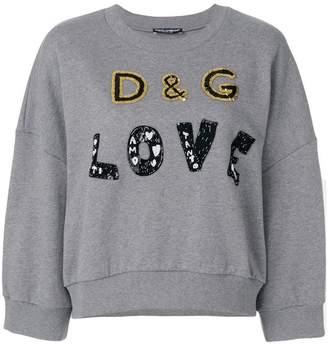 Dolce & Gabbana Love jumper
