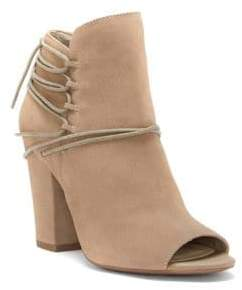 Jessica Simpson Remni Nubuck Leather Booties