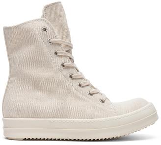 DRKSHDW by Rick Owens Vegan Sneakers $697 thestylecure.com