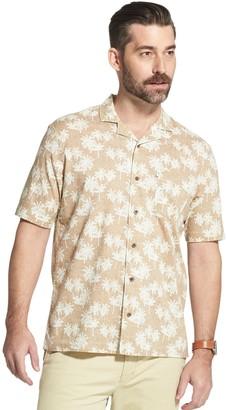 Arrow Men's Coastal Cove Patterned Button-Down Shirt