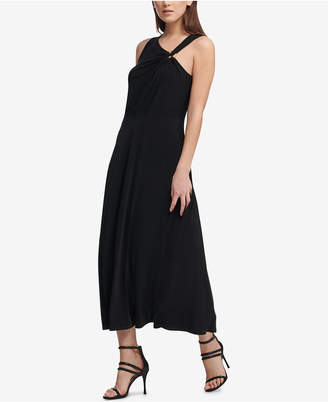 DKNY One-Shoulder Matte Jersey Dress, Created for Macy's