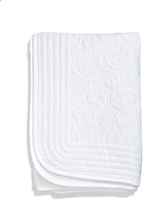 Belle Epoque Hotel Quilted Forysth Park Coverlet