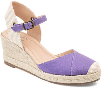 Journee Collection Ashlyn Espadrille Wedge Sandal - Women's