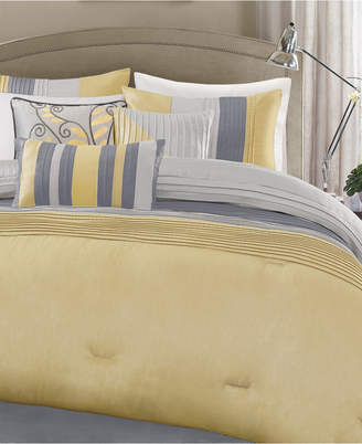 Madison Park Amherst 7-Pc. Queen Comforter Set Bedding