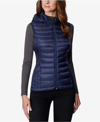 32 Degrees Hooded Packable Puffer Vest