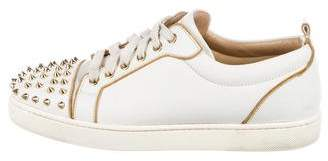 Christian Louboutin Rush Spike Sneakers