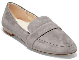 Cole Haan Tayler Suede Round Toe Loafer