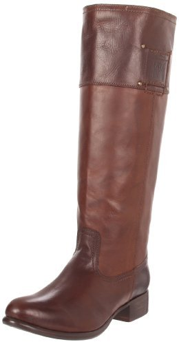 Frye Women's Amelia Logo Pull-On Boot