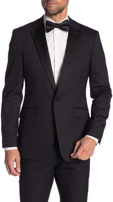Theory Malcolm Wool Tuxedo Jacket