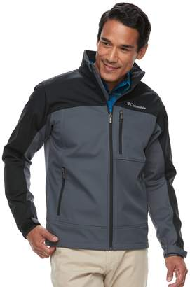 Columbia Men's Smooth Spiral Softshell Jacket
