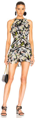 Marissa Webb Andrea Silk Print Dress