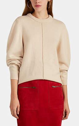 Chloé Women's Horse-Knit Cashmere Sweater - Sand