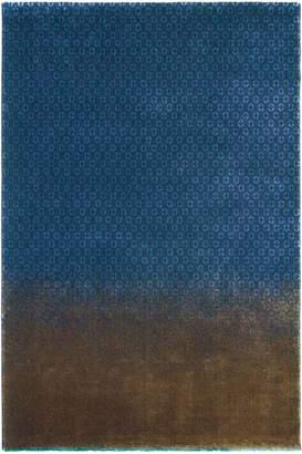 Ted Baker Unitex International Dipgeo Blue 58408 Rug