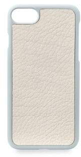 GiGi New York Pebble Leather iPhone 7 Case