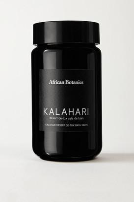 African Botanics Kalahari Desert De-tox Bath Salts, 500g