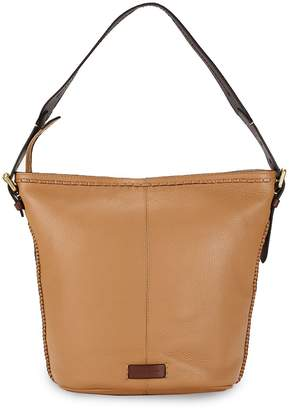 Cole Haan Women's Loralie Leather Bucket Bag