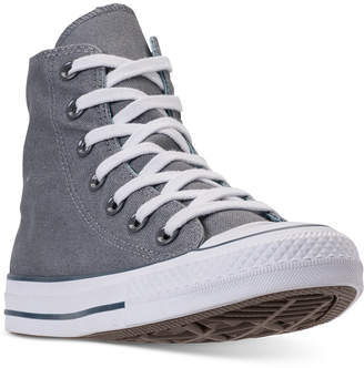 Converse Chuck Taylor All Star Seasonal High Top Casual Sneakers from Finish Line