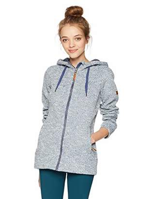 Roxy Snow Junior's Doe Zip-Up Hooded Sweatshirt