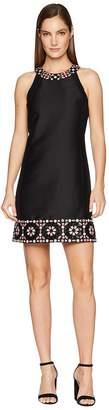 Kate Spade Mosaic Embellished Shift Dress Women's Dress