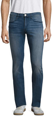 3x1 M3 Selvedge Distressed Slim Fit Pant