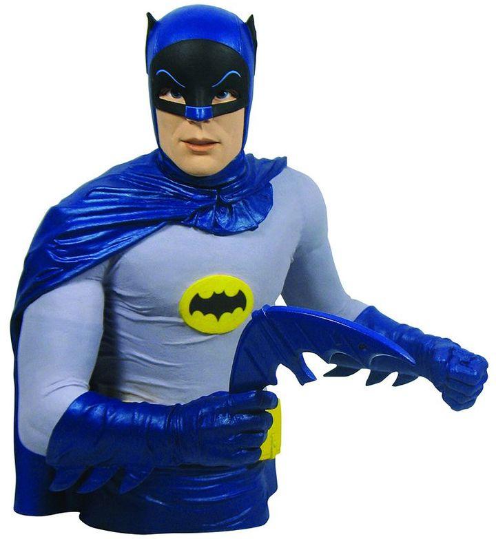 Diamond select toys Batman 1966 Bust Bank by Diamond Select Toys