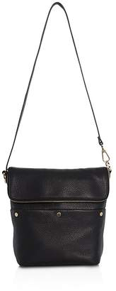 Whistles Cara Stud Slouchy Everyday Leather Shoulder Bag
