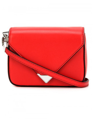 Alexander Wang mini 'Prisma' envelope crossbody bag $560 thestylecure.com