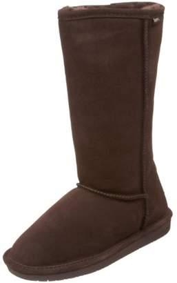BearPaw Women's Emma 12 Fur Trimmed Boot 612W