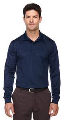 Ash City - Extreme Men's Tall Eperformance Snag Protection Long-Sleeve Polo - CLASSIC NAVY 849 - XLT 85111T