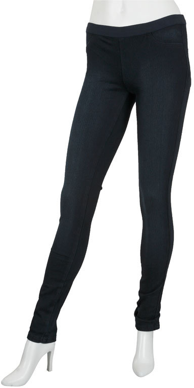 Blank Denim Pull On Skinny Legging Jean in If You Wash