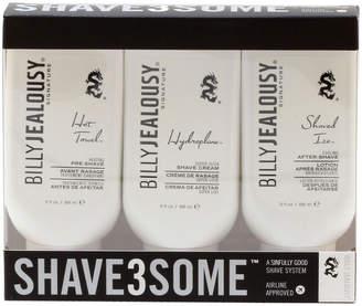 Billy Jealousy 3Pc Shave3some Kit