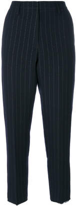 Golden Goose striped high waist trousers