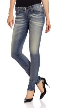 Diesel Women's Grupee Super Skinny Leg Jean 0815V