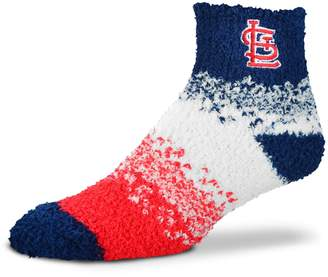 For Bare Feet Women's St. Louis Cardinals Marquee Sleep Socks