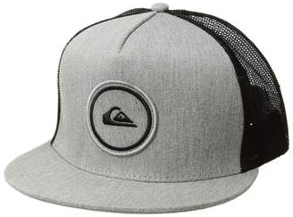 Quiksilver Snap Charger Caps