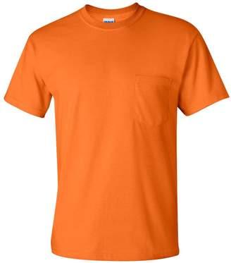 Gildan Mens 6.1 oz. Ultra Cotton Pocket T-Shirt G230 - S