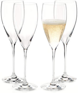 Riedel Vinum Xl Champagne Flutes 4 Piece Value Set