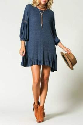 KyeMi Crochet Trim Dress
