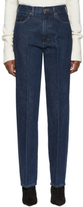 Gold Sign Blue The Nineties Classic Jeans