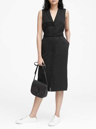 Banana Republic TENCELTM Trench Dress