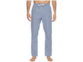 Nick Graham Plaid Lounge Pants