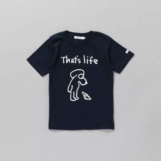 GUILD PRIME (ギルド プライム) - ギルドプライム 【SANDER STUDIOxGUILD PRIME】KIDS DOG THAT'S LIFEキッズTシャツ
