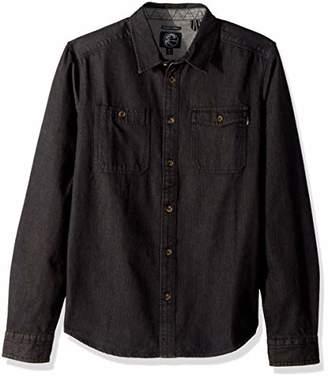 O'Neill Men's Wawona Long Sleeve Woven Shirt