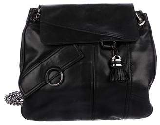 Derek Lam Leather Flap Shoulder Bag